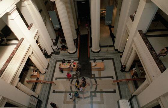 Grand Foyer Auckland Museum : Keeping up with the joneses nick logan wedding dj
